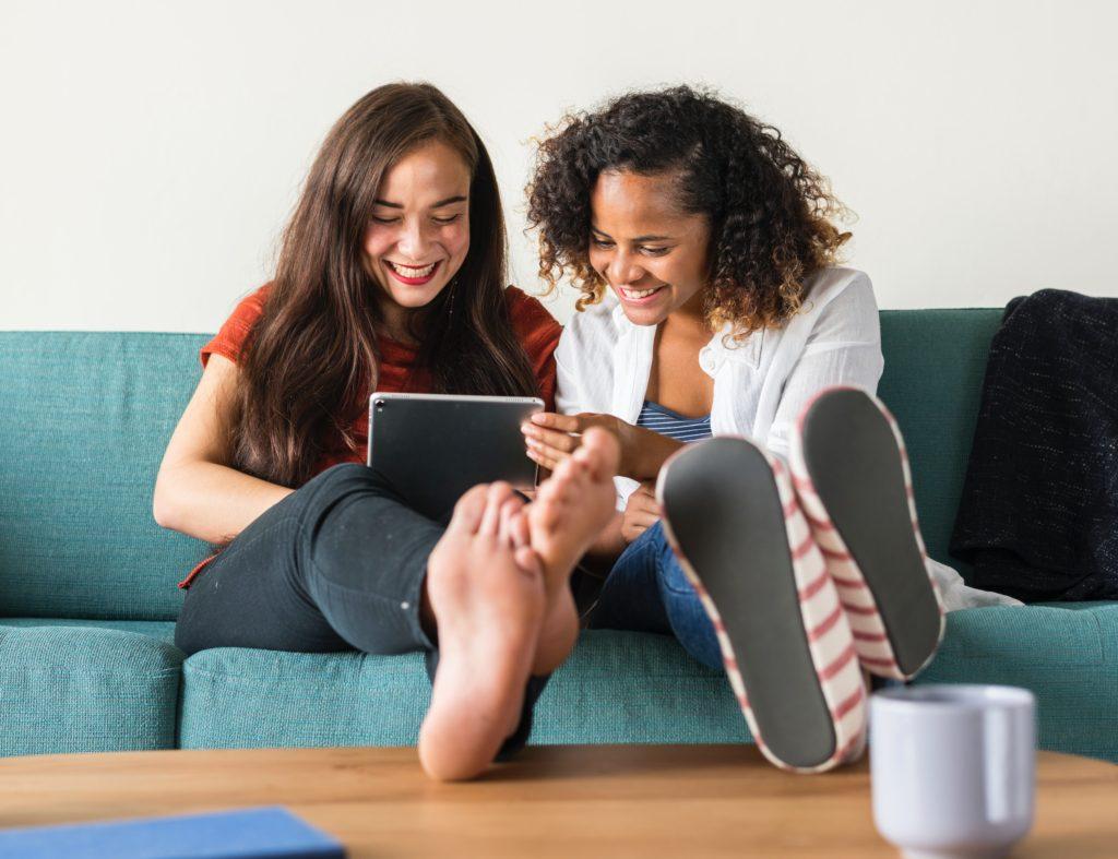 Millennial Roommates